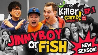 Video The Killer Game by Uniqlo S2EP1 - Who is the MVP, Jinnyboy or Fish? MP3, 3GP, MP4, WEBM, AVI, FLV April 2019