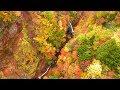磐梯吾妻スカイラインの絶景紅葉 不動沢・つばくろ谷 【最高画質】 Bandai Azuma Skyline, Fukushima, Japan