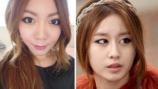 T-ara JiYeon Makeup