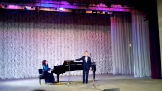 Вечер романса.Луганская филармония июнь 2016