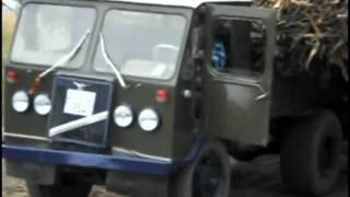 Самодельная машина Молдова с Казаяклия.