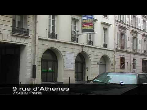 Office Space at 9 rue d'Athene 75009 Paris