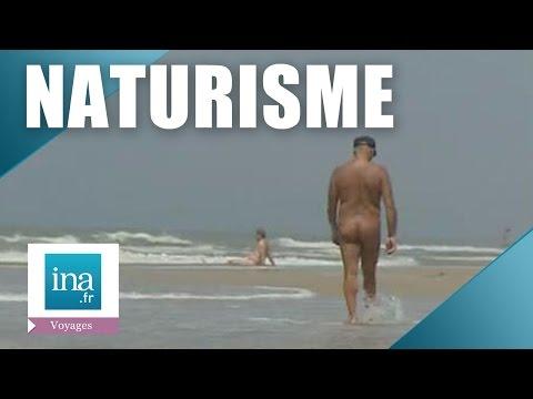 Naturisme et camp de vacances à Montalivet en Gironde - archive