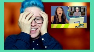 Tyler Oakley Reacts to Teens React to Tyler Oakley