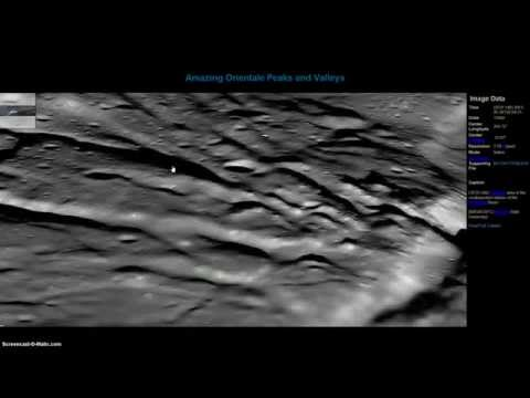 MOON: Anomalies CASTLE ON THE MOON? Maybe/Maybe not?!!  Anomalies Luna, 2014