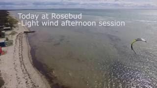 Rosebud Australia  city images : Best Kite Spot - Low Wind Kite Drone Clips - Rosebud, Australia - September