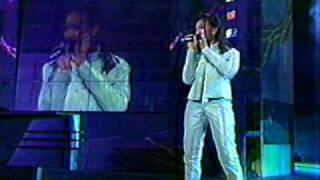 BRANDY LIVE - I WANNA BE DOWN (REMIX) - QUEEN LATIFAH, YO-YO, MC LYTE