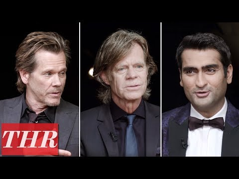 THR Full Comedy Actor Roundtable: Anthony Anderson, Kevin Bacon, William H. Macy, & More!