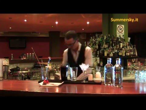 Cocktail Swedish Coffee - Barman Ciro Adriano de Georgio
