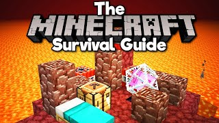 Which Netherite Mining Method Is Best? • The Minecraft Survival Guide (Tutorial Lets Play)[Part 317]