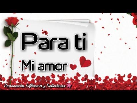 Frases de amor cortas - Hermoso mensaje de amor para enviar por Whatsapp