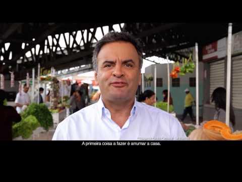 Tolerância zero com a inflação, defende Aécio Neves