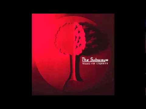 Tekst piosenki The Subways - Young for Eternity po polsku