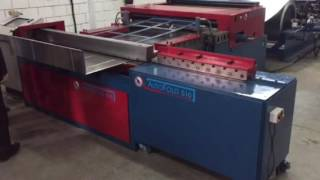 Autofold drive cleat line