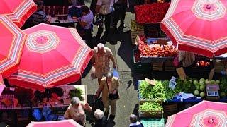 [Doku] Märkte 10 Im Bauch von Zagreb - Der Dolac Markt [HD]