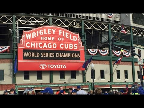 LIVESTREAM: Chicago Cubs World Series Champions Parade Celebration - FULL SHOW