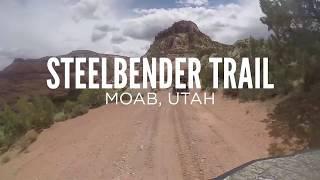 10. Hisun Strike 1000 & Sector 1000 Crew Take On The Steelbender Trail In Moab, UT