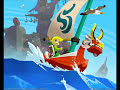 Wind Waker  Dragon Roost Island