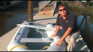 How to Assemble an Inflatable Boat