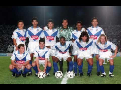 TOROS CELAYA - Quinta parte de la historia de los Toros del Atlético Celaya en donde presento brevemente la temporada 1995 - 1996 que fue el torneo del regreso de este equi...