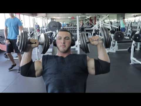 LimitLess Episode 4 - 14 Weeks out from North American Shoulder and Hamstring/Glute Training
