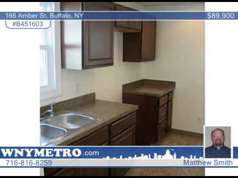 166 Amber St  Buffalo, NY Homes for Sale | wnymetro.com