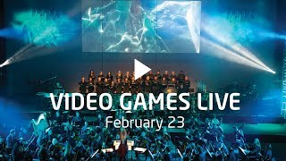 Video Games Live 2018