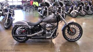 9. 2017 Harley Davidson Softail  Breakout for sale ~ 2018 motorcycles Aug