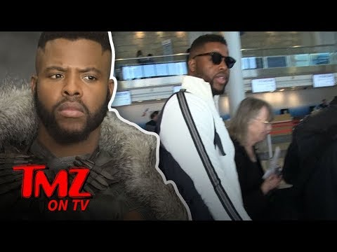 Black Panther Star Prepping For Another Movie? | TMZ TV