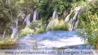 Healing Waters - Wasser, Blut der Erde      Ein wahrer Kraftort den wir auf unserer Reise wieder bes