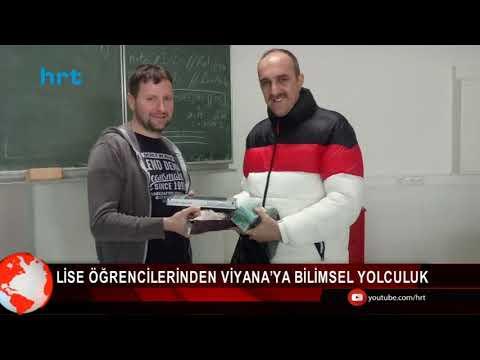 Lise Öğrencilerinden Viyana'ya Bilimsel Yolculuk