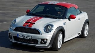 2012 MINI Cooper S Coupe Review&Drive