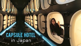 Video TOKYO CAPSULE HOTEL TOUR MP3, 3GP, MP4, WEBM, AVI, FLV Januari 2019