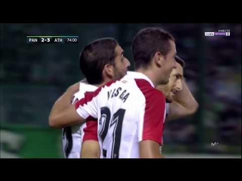 Panathinaikos 2-3 Athletic Bilbao - All Goals & Highlights - Europa League [HD]