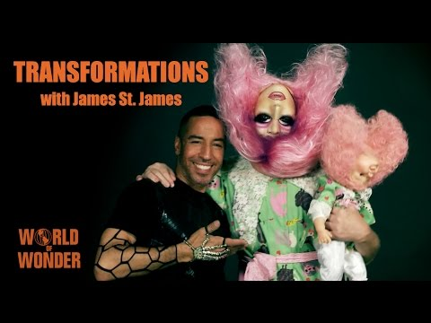 Glen Alen and James St. James: Upside Down Girl - Transformations (видео)