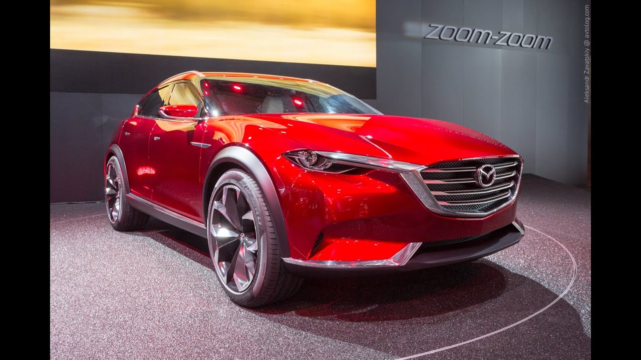 2015 Mazda Koeru Concept: Франкфурт 2015