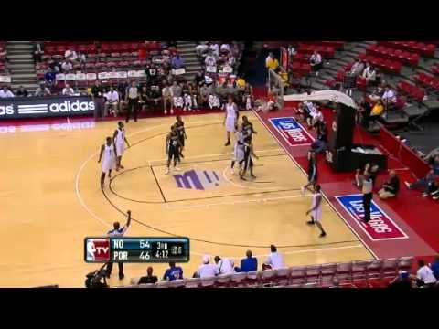 Summer League: Hornets 82 – Blazers 85
