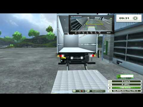 Scania P420 Kuhlaufbau v1.2