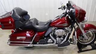 1. 2009 Harley Davidson Ultra Classic Description