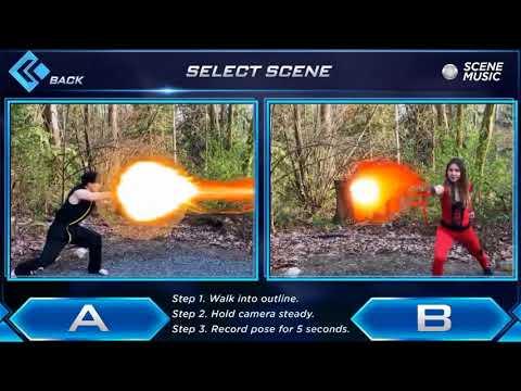 Super Power FX. Aplicación para Crear videos con Efectos Especiales