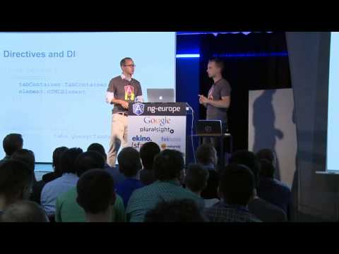 europe - Igor Minar & Tobias Bosch present on Angular 2.0 Core by comparing it with Angular 1.3. Slides: http://goo.gl/ZyUU3Q.