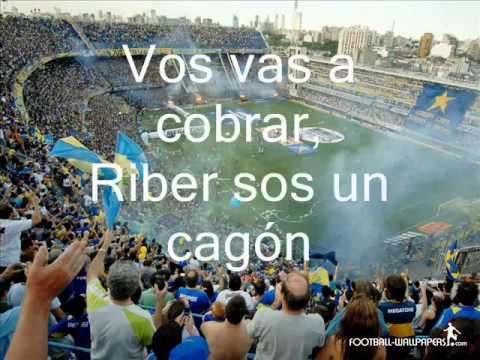 Canciones de Boca Juniors