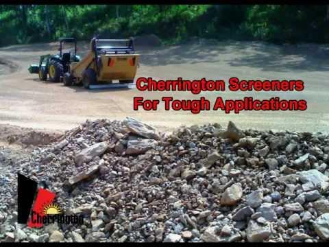 Cherrington -Multiples aplicaciones