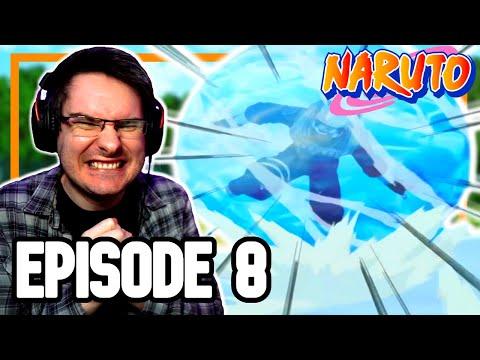 THE OATH OF PAIN!! | Naruto Episode 8 REACTION | Anime Reaction