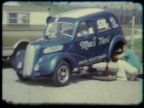 Drag Racing in the 60's US Nationals Part 2