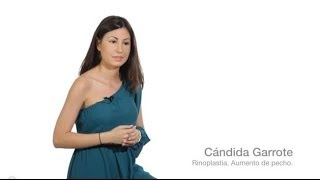 TESTIMONIO: Rinoplastia y Aumento de pecho