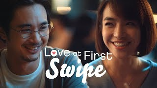 Video Love At First Swipe - Episode 1 (Chinese and BM Subtitles Available) MP3, 3GP, MP4, WEBM, AVI, FLV Februari 2019