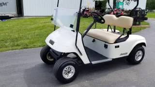 3. Ez Go Gas TXT Golf Cart For Sale From SaferWholesale.com