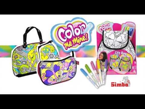 Color Me Mine – Taschen nach eigenen Wünschen gestalten