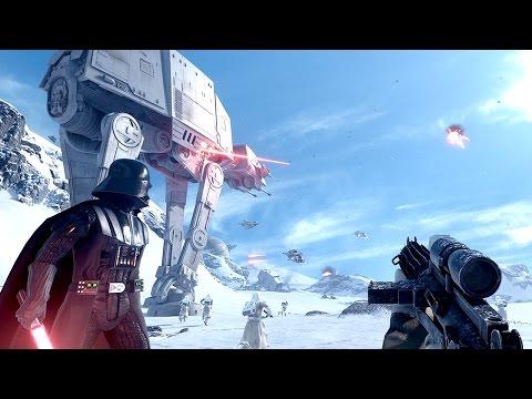 Прямая трансляция Star Wars: Battlefront! 60 FPS (Запись)
